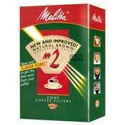 Melitta No. 2 Cone Coffee Filter (Set of 40)