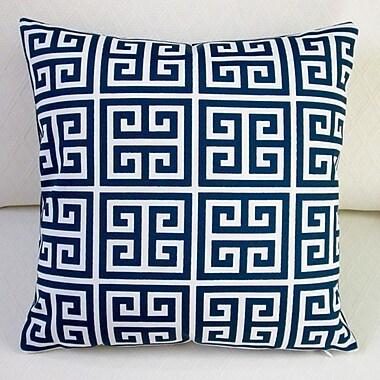 Artisan Pillows Greek Key Outdoor Pillow Cover (Set of 2)