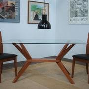 Wildon Home   Nova Side Chair (Set of 2); Cherry