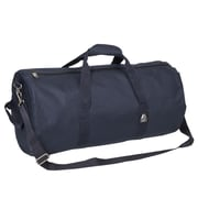Everest 23'' Basic Round Travel Duffel; Navy