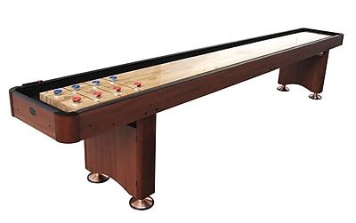 Playcraft Woodbridge 12' Cherry Shuffleboard