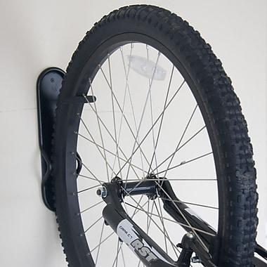 Gear Up Inc. Black Series 1 Bike Vertical Wall Mounted Bike Rack