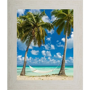 Pictures and Mirrors Coastal Framed Photographic Print