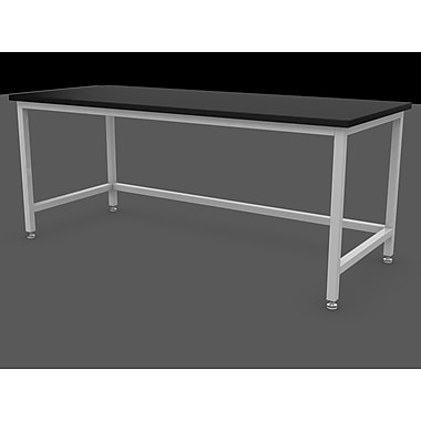 SteelSentry Laboratory Table; 36'' H x 60'' W x 30'' D