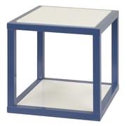 Anthony California 16'' Cube Unit Bookcase; Blue