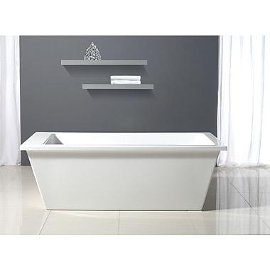 Ove Decors Houston 69'' x 31'' Bathtub