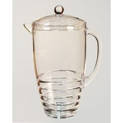LeadingWare Group, Inc Swirl 2.75-qt. Pitcher; Clear