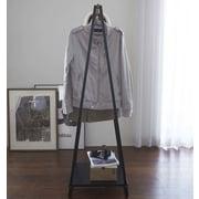 Yamazaki USA Tower 20.47''W Garment Rack; Black