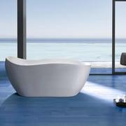 AKDY 67'' x 31'' Soaking Bathtub
