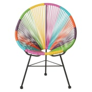 PoliVaz Acapulco Lounge Chair; Multicolor