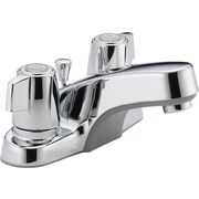 Peerless Faucets Lavatory Faucet Double Handle w/ Drain Assembly; Chrome