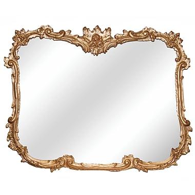 Hickory Manor House Buffet Mirror; Baroque