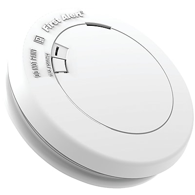 First Alert Sealed-Battery Photoelectric Smoke Alarm