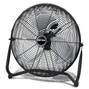 Patton High Velocity Floor Fan; 21.3'' H x 20.5'' W x 7.6'' D