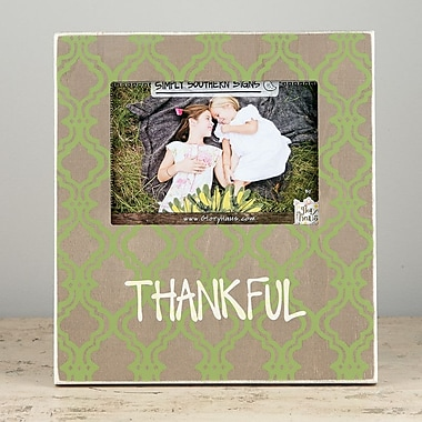 Glory Haus Thankful Picture Frame