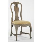 Zentique Inc. Kate Fabric Side Chair; Tan