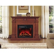 Lanza Hampton Electric Fireplace