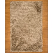 Natural Area Rugs Hand-Tufted Beige Area Rug; 5' X 8'