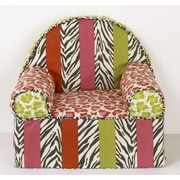 Cotton Tale Here Kitty Kitty Kids Cotton Foam Chair