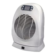 Pelonis 1000/1500 Watts Portable Electric Fan Compact Heater w/ Adjustable Thermostat