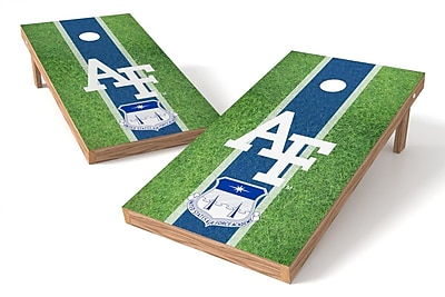 Tailgate Toss NCAA Field Game Cornhole Set; Boise State Broncos WYF078278973206