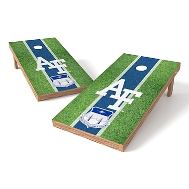 Tailgate Toss NCAA Field Cornhole Game Set; Wisconsin-Stout Blue Devils