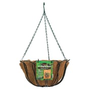 Panacea Products Steel Hanging Planter; 7.5'' H x 14'' W x 14'' D