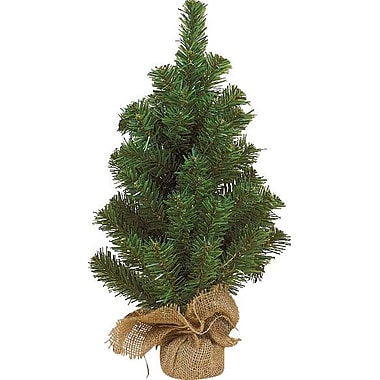Worth Imports 18'' Green Pine Artificial Christmas Tree