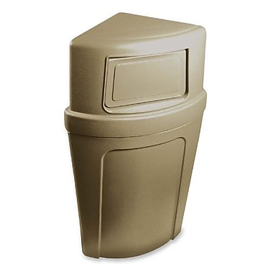 Continental Mfg. Co. Receptacle 21 Gallon Swing Top Trash Can