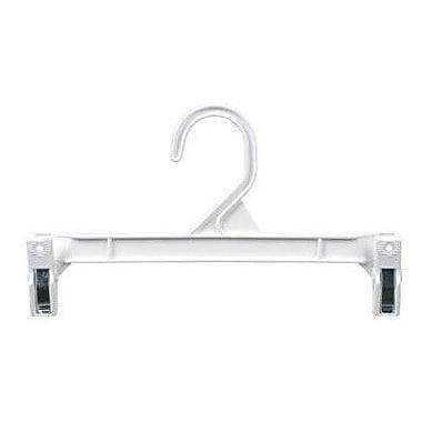 Only Hangers Inc. Plastic Pinch Grip Hanger (Set of 50); 5'' H X 9.5'' W