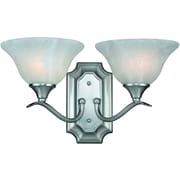 Hardware House Dover 2-Light Wall Sconce