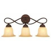 Hardware House Bennington 3-Light Vanity Light