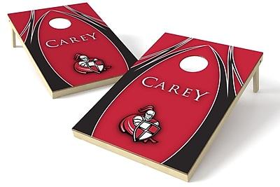 Tailgate Toss William Carey Cornhole Game Set