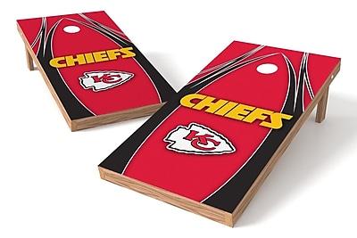 Tailgate Toss NFL Game Cornhole set; Kansas City Chiefs
