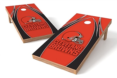 Tailgate Toss NFL Game Cornhole set; Cleveland Browns