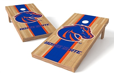Tailgate Toss NCAA Shied Design Game Cornhole Set; Boise State Broncos WYF078278971370