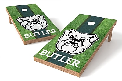 Tailgate Toss NCAA Field Game Cornhole Set; Bulter Bulldogs