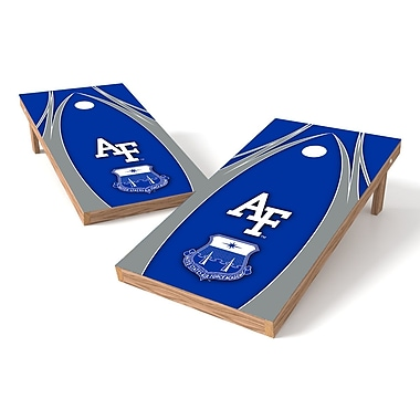 Tailgate Toss NCAA Cornhole Game Set; Northeastern Huskies