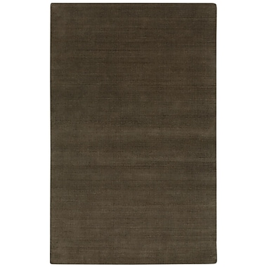 Capel Shelbourne 2.0 Hand Tufted Chestnut Area Rug; 5' x 8'
