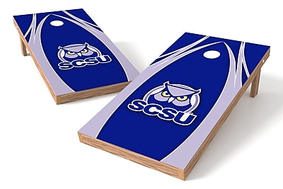 Tailgate Toss NCAA Game Cornhole Set; Southern Connecticut Fighting Owls
