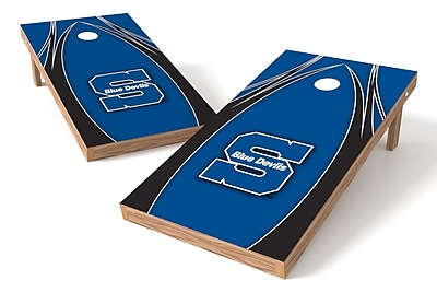 Tailgate Toss NCAA Game Cornhole Set; Wisconsin-Stevens Point Pointers