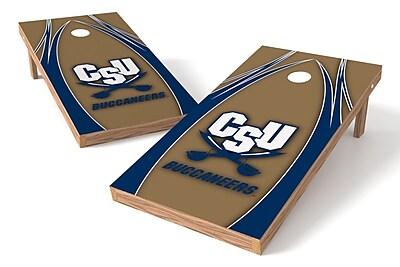 Tailgate Toss NCAA Game Cornhole Set; Charleston Southern Buccaneers