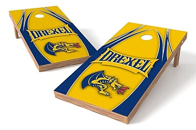 Tailgate Toss NCAA Game Cornhole Set; Drexel Dragons
