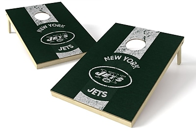 Tailgate Toss NFL Heritage Cornhole Game Set; New York Jets WYF078278970972
