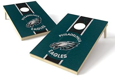 Tailgate Toss NFL Heritage Cornhole Game Set; Philadelphia Eagles
