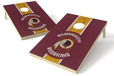 Tailgate Toss NFL Heritage Cornhole Game Set; Washington Redskins