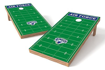 Tailgate Toss NCAA Football Field Cornhole Game Set; Colorado Buffaloes WYF078278971059