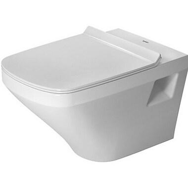 Duravit DuraStyle Wall Mounted Washdown Rimless 1.6 GPF Elongated Toilet Bowl