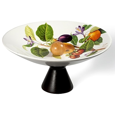 Intrada Vivere Fruit Tree Footed Plate