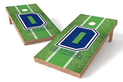 Tailgate Toss NCAA Dickinson State Field Cornhole Game Set